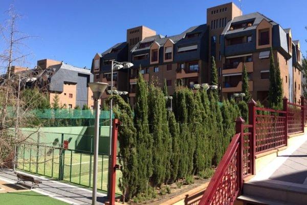 142 viviendas en Granada