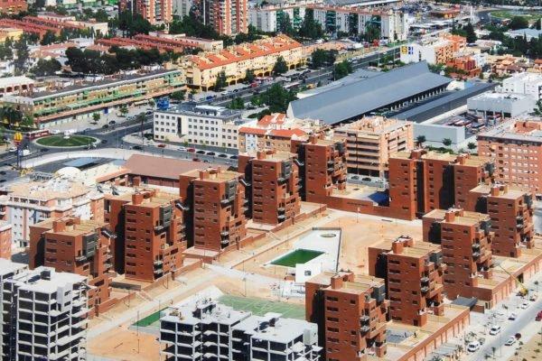 236 Viviendas en Granada