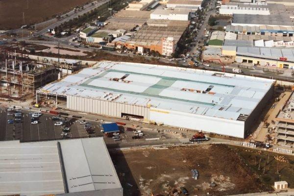 Centro Comercial Factory Málaga