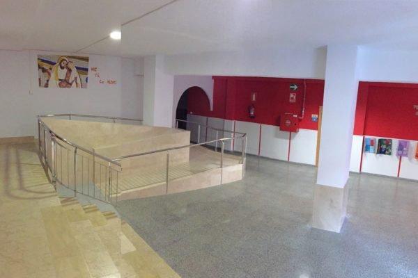 Mejora de la Accesibilidad en el Colegio Sagrada Familia de Granada